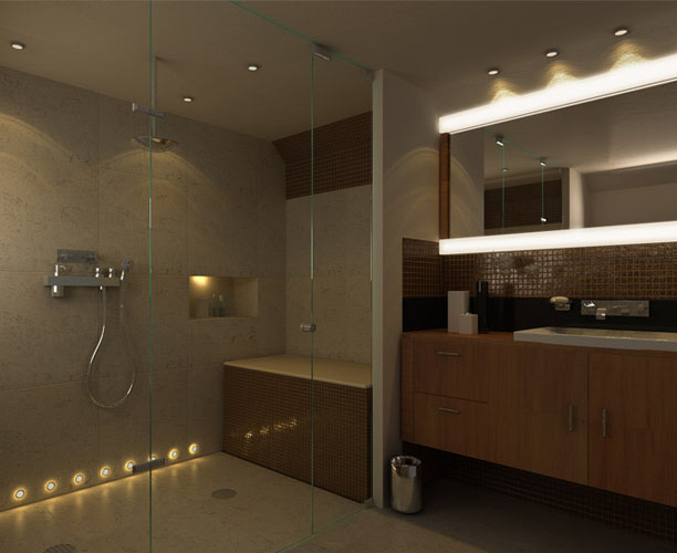 Photorealistic 3d interior Visualisation